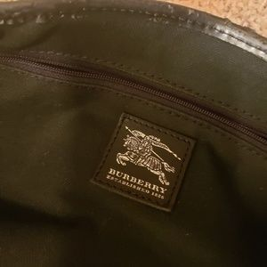 Burberry Bags - Authentic Burberry Satchel (Med to Large)